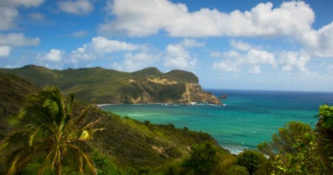 Caraibi le 10 isole pi belle il sole 24 ore for Isola di saint honore caraibi