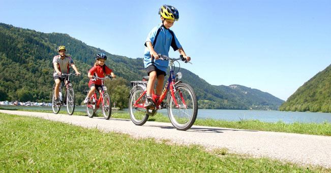 In bici in famiglia alla scoperta dell 39 europa il sole for Vacanze in famiglia