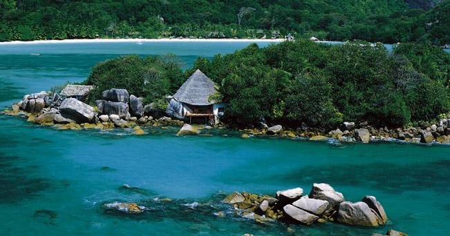 Un'immagine delle Seychelles