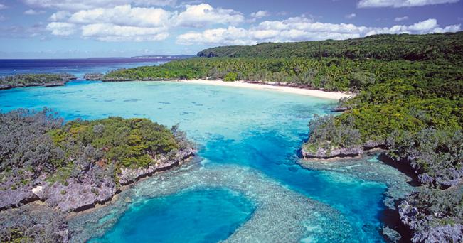 Nuova Caledonia, l'isola di Marè