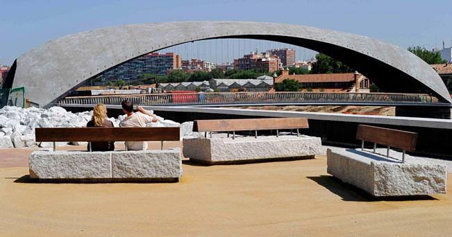 Madrid la capitale tutta nuova il sole 24 ore - Giardino verticale madrid ...