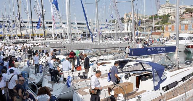 Genova al via la 50ma edizione del salone nautico il for Novita nautica 2017