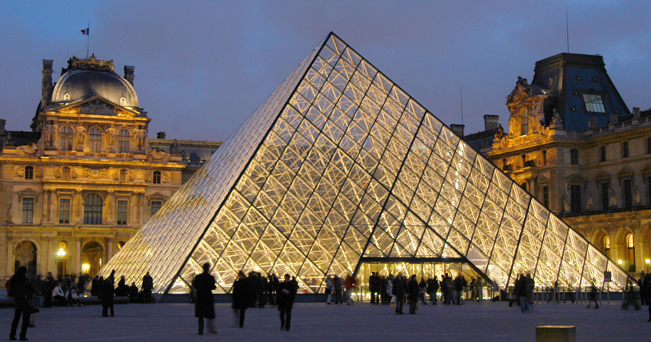 Louvre (foto Associated Press)