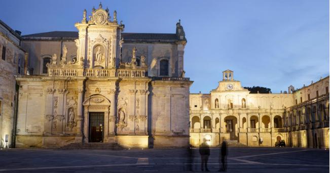 Salento tra musica e gioielli barocchi il sole 24 ore - Carmen consoli diversi ...