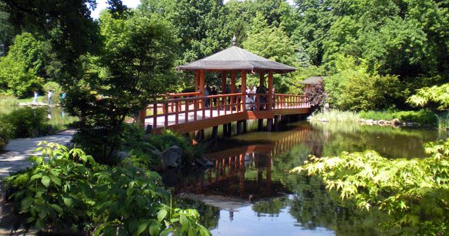 Breslavia la citt parco nel cuore della polonia il for Giardini giapponesi roma
