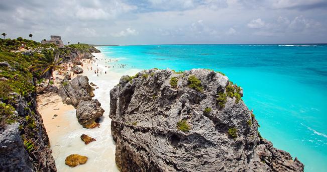 Messico dove i maya facevano il bagno il sole 24 ore - Cinque terre dove fare il bagno ...