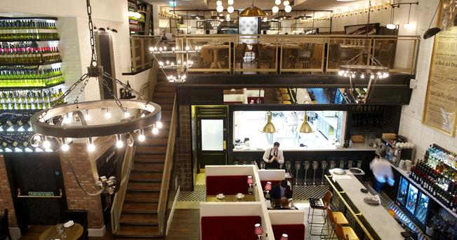 Londra dove nascono i nuovi trend in cucina il sole 24 ore for Nuovi piani casa in inghilterra